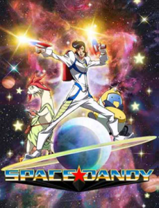 Space Dandy Key Art - 20131025